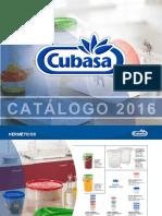 Catalogo Cubasa 2016