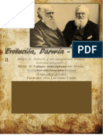 Actividad Integradora Evolucion Darwin Wallace M16S1