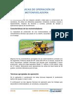 280026876 Tecnicas de Operacion de Motoniveladora