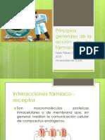 Clase 2_Principios Generales de La Acción de Los Fármacos