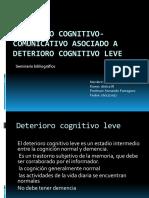 Trastorno Cognitivo comunicativo