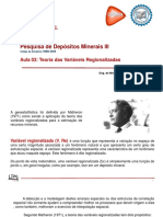 07 Teoria Das Variaveis Regionalizadas