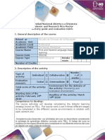 Activity Guide and Evaluation Rubrics Unit 1 Task 1