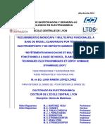 Recubrimientos Monocapa y Multicapas Funcionales a Base de Níquel, Elaborados Por Técnicas de Electródeposito Químico Dinámico (DCP).
