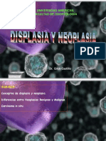 Displasia y Neoplasia