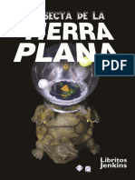 La Secta de La Tierra Plana - Óscar Alarcia Mena