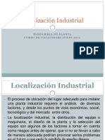1 Clase Localizacion Industrial