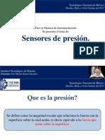 Presentacion Sensores de Presion