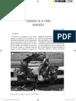 Avilés. Introducción. El Terrorismo en La España Democratica