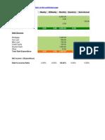 Copy of Debt to Income Ratio Calculator