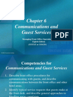 Chapt-6 Communications and Guest Services (1)