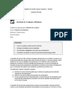 [45515-46869]Historia Da Aviacao. AD Avaliacao a Distancia AB(1)