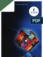 Avineon's Engineering Services Brochure