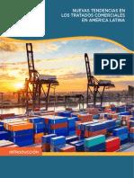 Introduccion. Nuevas Tendencias en Los Tratados Comerciales en America Latina