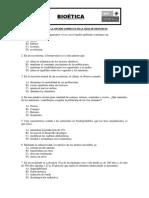 EXAMEN DE BIO+êTICA(EXAMEN)