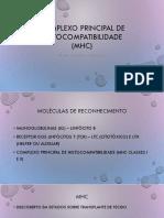 Complexo Principal de Histocompatibilidade