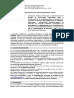 Edital Processo Seletivo Simplificado Iemas