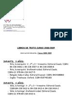 libros  de texto2008-2009rtf