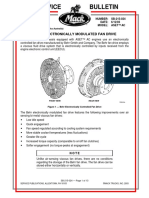 MAck Diagrama Electrico Fan Electrico Viscoso