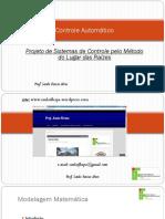 06_Projeto de Sistemas de Controle Pelo Método Do Lugar Das Raízes