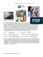edu 203-field observation packet