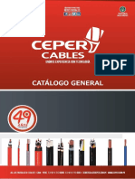 Ceper Cables Catalogo General