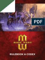 Mage Wars Rulebook for Web v2.0