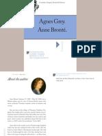 Bronte Anne. Agnes Grey