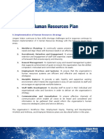 5 - 9 - Human Resources Plan
