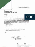Carta Para Reserva de Laboratorio