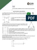 HT1 - Ley de Coulomb y Campo El Ctrico