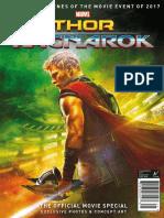Thor Ragnarok ; The Official Movie Special - 2017