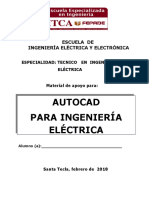 Manual Autocad Electrica II 2013