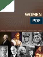 HR Report on Women