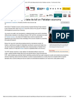 Pakistan Economy_ FATF Grey Listing to Take Its Toll on Pakistan Economy - The Economic Times