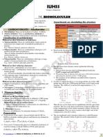 Hsslive XII 2 Chemistry Biomolecules
