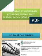 Pemeriksaan Pengelolaan Keuangan Rumah Sakit Sebagai Badan Layanan Umum