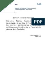 Licitacion Para Carceles Del Pais PGRD