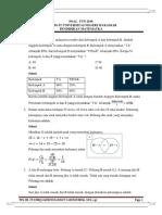 Soal Utn 2016 Matematika-2