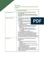 ISO 30301 Apartado de La Norma 9.3