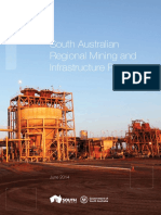 Regional Mining and Infrastructure Plan SA