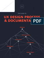 UX Design Process & Documentation