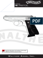 Walther Ppk s Us 2013