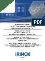 Irinox Cp Series