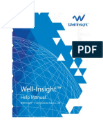 WellInsight Help Tutorial