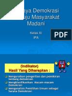 Bab II Masyarakat Madani1