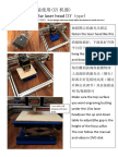 Laser CNC Machine(How to Install 15w Laser Head) Type1