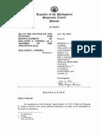 5161 Republic Act Circular Memorandum