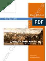 Los tefilim (CursoDeHebreo.com.ar)