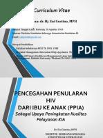HIV PDPAI